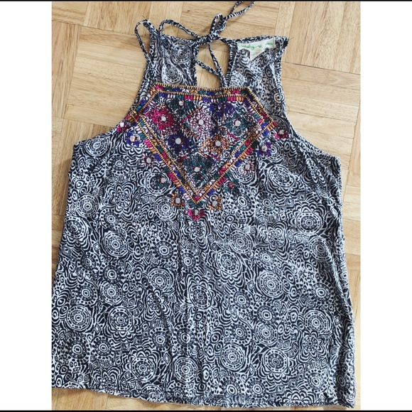 Urban Outfitters Tops - Colorful Halter Tank
